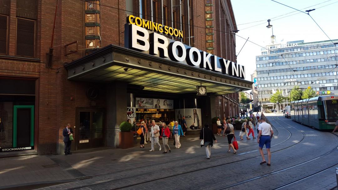 Orle teki Stockmannista Brooklynnin!