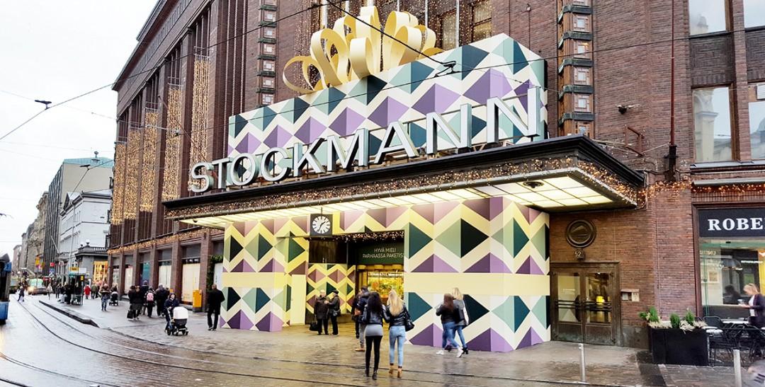 Stockmann hyvä mieli parhaassa paketissa
